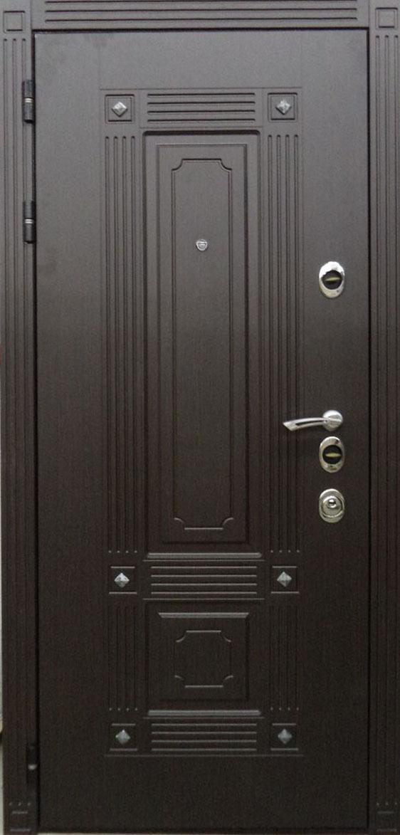стальные металлические двери в с